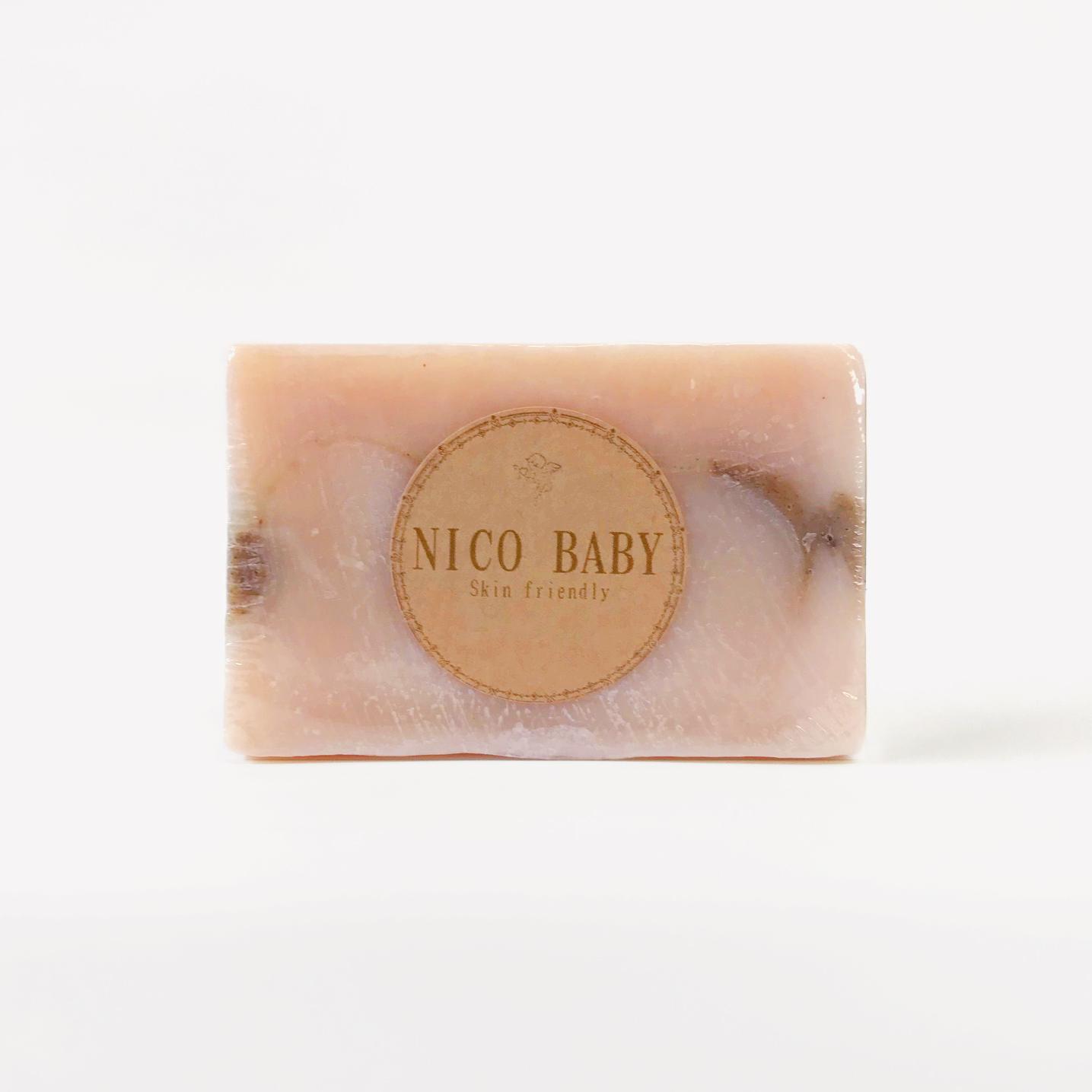 じゅうねん石鹸「NICO BABY」